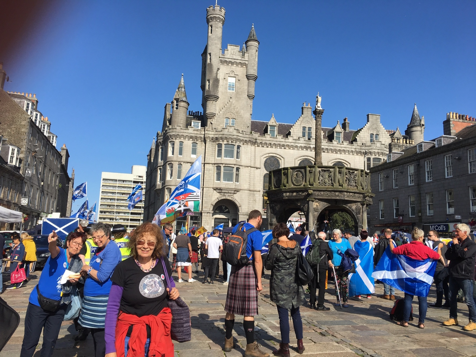 Aberdeen-AUOB-Rally-Mary-at-the-Castlegate