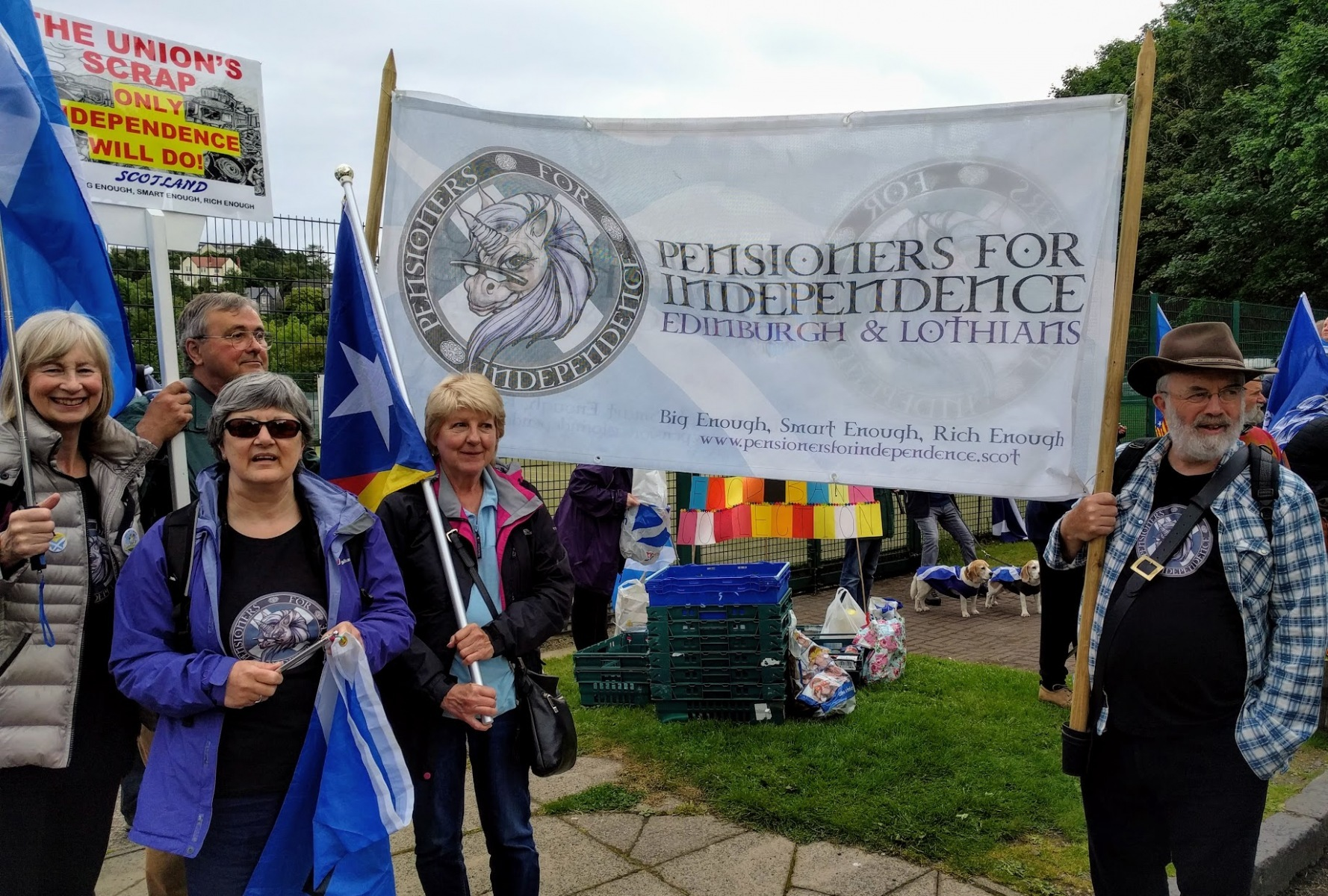 Edinburgh Group Banner