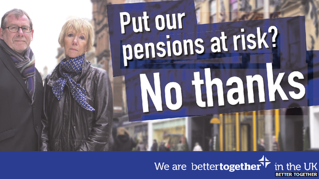 Better Together lied to pensioners