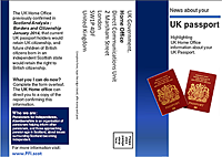 Form to clarify UK citizenship